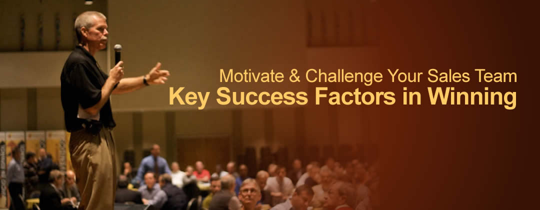 Peter Bourke Key Success Factors in Sales