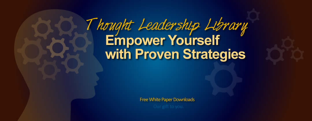 Better Way Strategies Thought Leadership Library